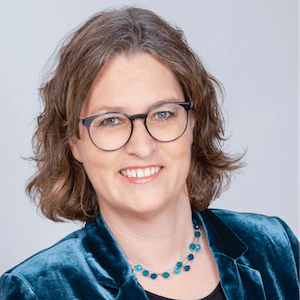 Speaker - Dr. Magda Bleckmann