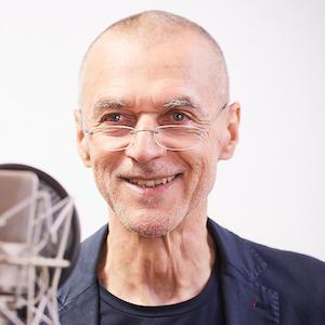 Speaker - Arno Fischbacher